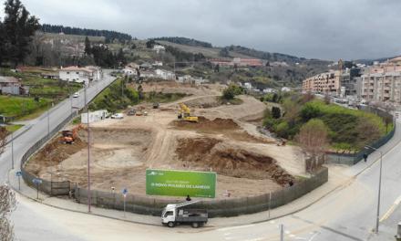 Câmara Municipal de Lamego investe 12 milhões de euros em obras de requalificação e reabilitação