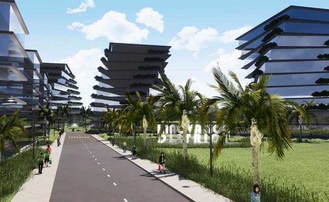 """Innovation District de Almada aposta num """"novo conceito de cidade"""" para competir no palco mundial"""