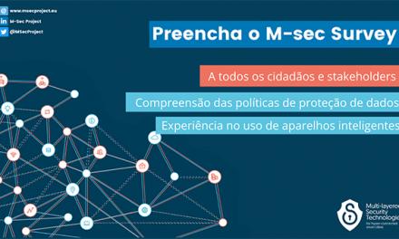 M-Sec lança consulta sobre hábitos de IoT dos cidadãos e a sua compreensão dos regulamentos de proteção de dados existentes