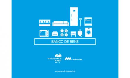 Banco de Bens da MatosinhosHabit ajuda os mais vulneráveis enquanto promove circularidade