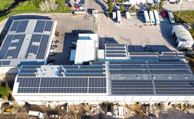 Helexia dá energia limpa e renovável ao grupo Montalva/Izidoro