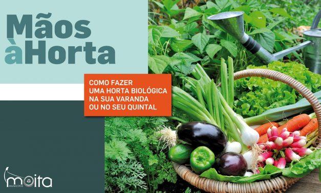 Município da Moita: Projetos de sensibilização e formação sobre agricultura biológica