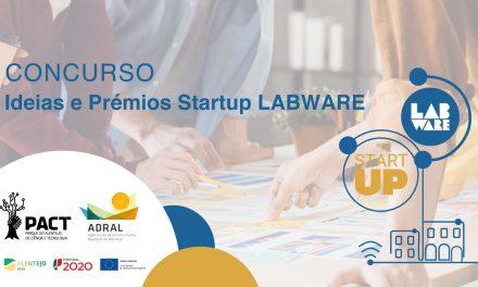 Concurso de ideias e prémios Startup LABWARE procuram soluções na área das Smart Cities