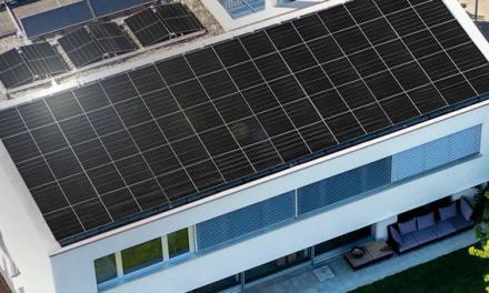 LG apresenta os novos painéis solares NEON H, a solução mais eficiente de energia sustentável