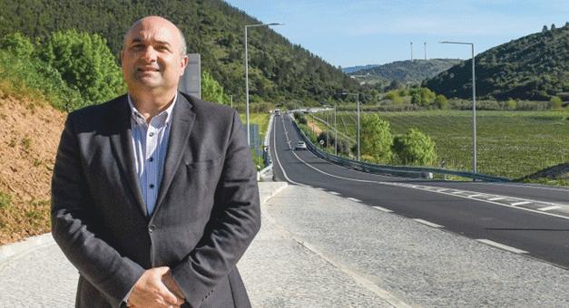 """Carlos Bernardes (1968-2021): """"O trabalho autárquico nunca está acabado"""""""