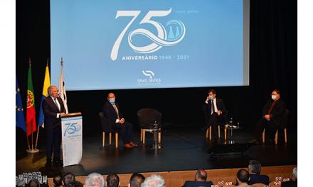 SMAS de Sintra-75 anos de visão estratégica e de serviço público