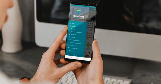 Famalicão lança app e dá mais um passo na estratégia smart city
