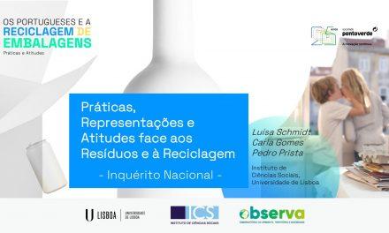 Portugueses disponíveis para aderir a novos métodos de gestão de embalagens