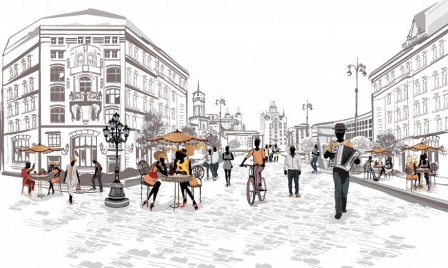 Transformar a bazuca europeia no Plano Marshall Urbano