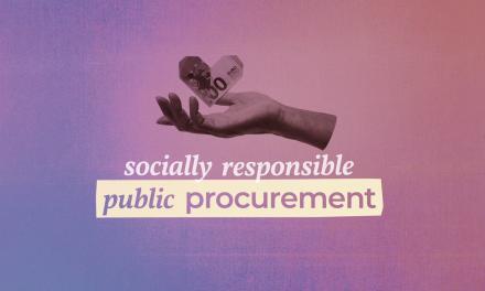 Smarter cities through procurement