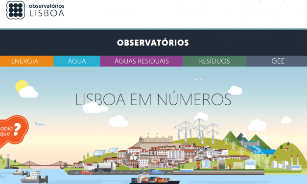 Quanto se consome, produz e emite em Lisboa? A plataforma Observatórios responde