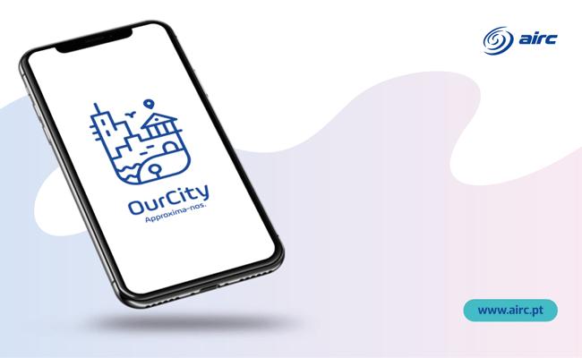 OurCity: Municípios e Cidadãos nunca estiveram tão perto