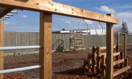 Carmo Wood apresenta nova gama de Circuitos de Manutenção em madeira para exercícios ao ar livre