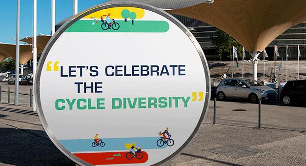 Esta semana, Lisboa é o centro da mobilidade ciclável. Velo-City começa hoje