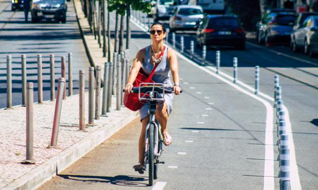 """CycleAI: a ferramenta que """"empodera o utilizador comum de bicicleta a lutar pela sua própria segurança"""""""