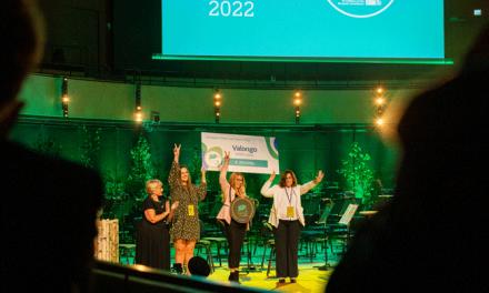 """Valongo vence European Green Leaf 2022: Participação cívica e """"forte"""" compromisso político pela sustentabilidade foram decisivos"""
