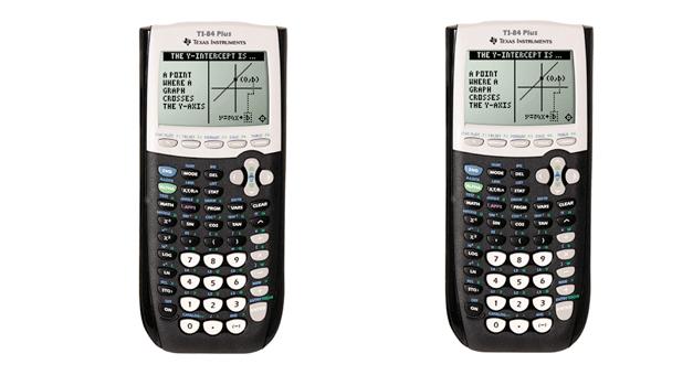 Book in Loop vende calculadoras gráficas em segunda mão a metade do preço