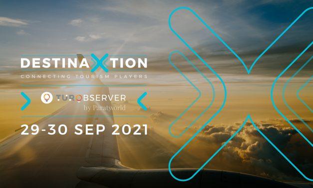 Turobserver confirma a presença dos Açores no cartaz da DestinaXtion